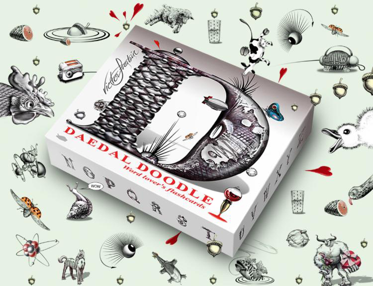 Daedal Doodle Flashcards