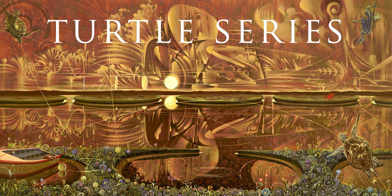 Victor Stabin Turtle Series